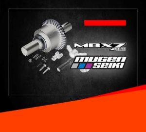 RICAMBI MUGEN MBX-6 / MBX-7 / MBX-7R