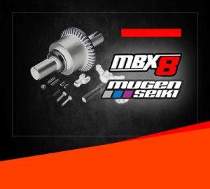 RICAMBI MUGEN MBX8