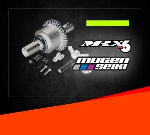 RICAMBI MUGEN MRX-4 / MRX-5 / MRX-5WC / MRX-6