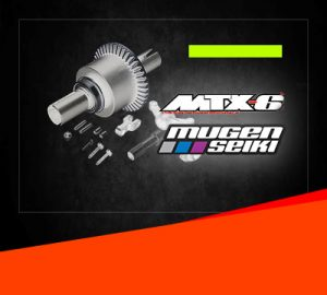 RICAMBI MUGEN 1/10 TOURING MTX6