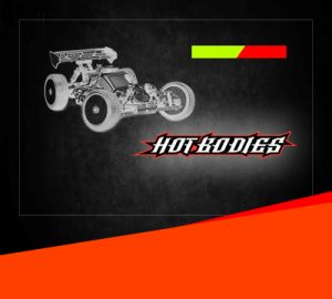1/8 OFF ROAD HB RACING