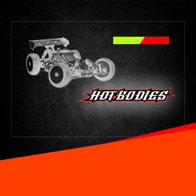 1/8 OFF ROAD HB RACING