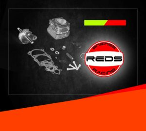 MOTORI RICAMBI NITRO REDS